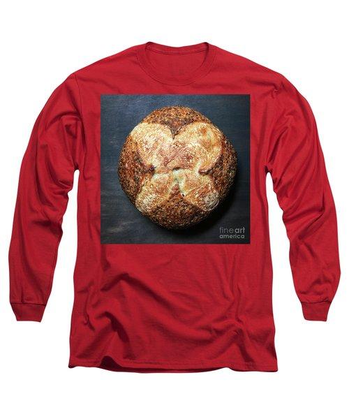 Flax Seed Sourdough 1 Long Sleeve T-Shirt