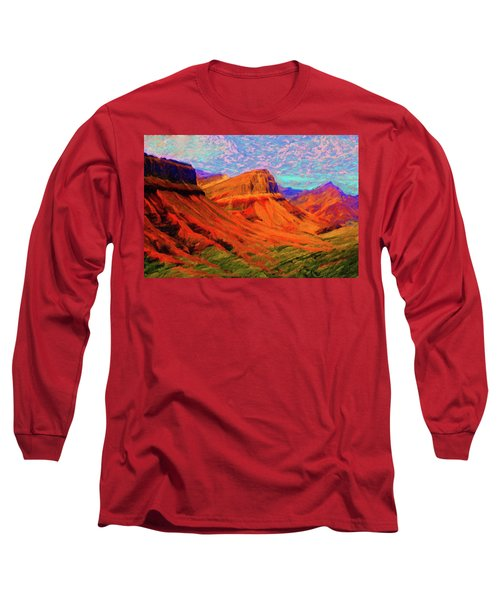 Flowing Rock Long Sleeve T-Shirt