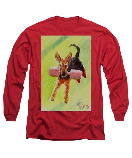 Flying Dale Long Sleeve T-Shirt