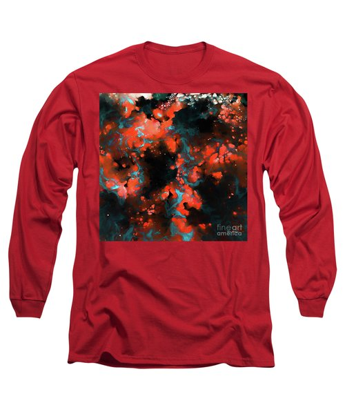 Galatians 2 20. Crucified With Christ Long Sleeve T-Shirt