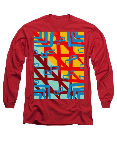 Gilipollez Number One Long Sleeve T-Shirt