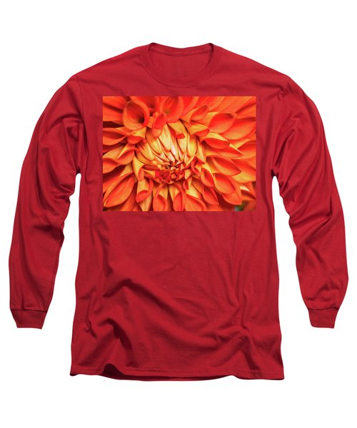 Glowing Long Sleeve T-Shirt