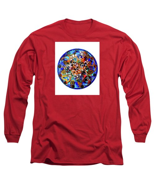 Go With The Flow 1 Long Sleeve T-Shirt