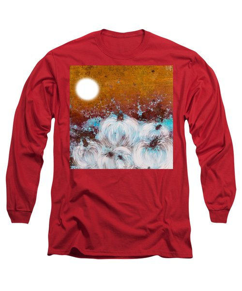 Harvest Pumpkin Long Sleeve T-Shirt