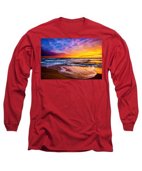 Hatteras Dawn  Long Sleeve T-Shirt