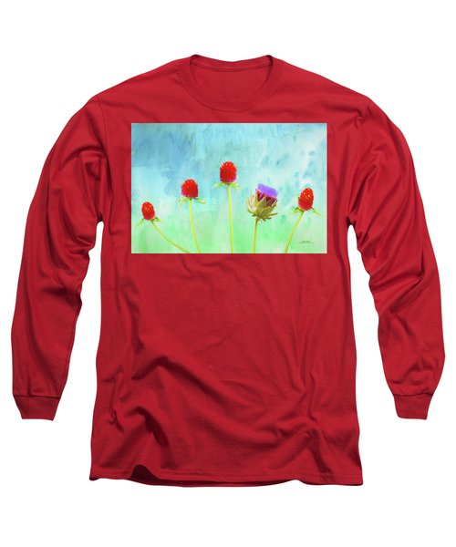 Heterologous Diversity Long Sleeve T-Shirt