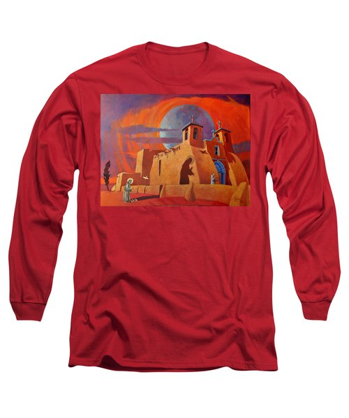 In The Shadow Of St. Francis Long Sleeve T-Shirt