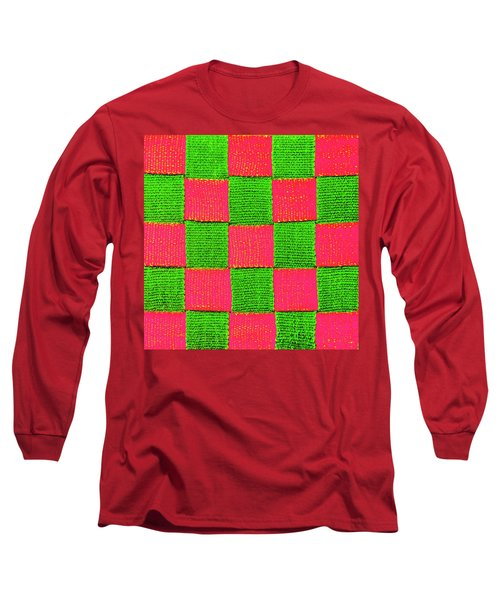 Interlaced Canvas Straps 2 Long Sleeve T-Shirt
