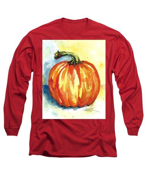 Jack-o-lillie Long Sleeve T-Shirt