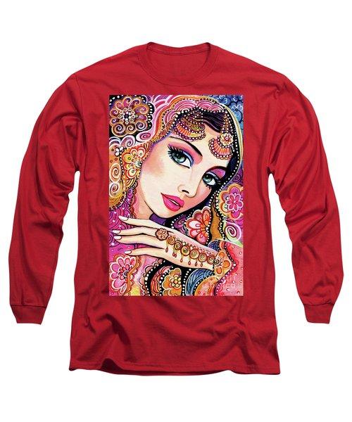 Kumari Long Sleeve T-Shirt