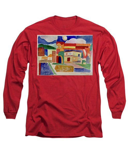 Laguna De Sol Arch Long Sleeve T-Shirt