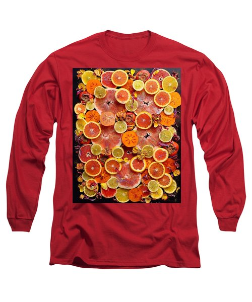 Let The Winter Sun Shine In Long Sleeve T-Shirt