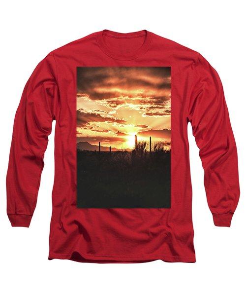 Light Of Arizona Long Sleeve T-Shirt