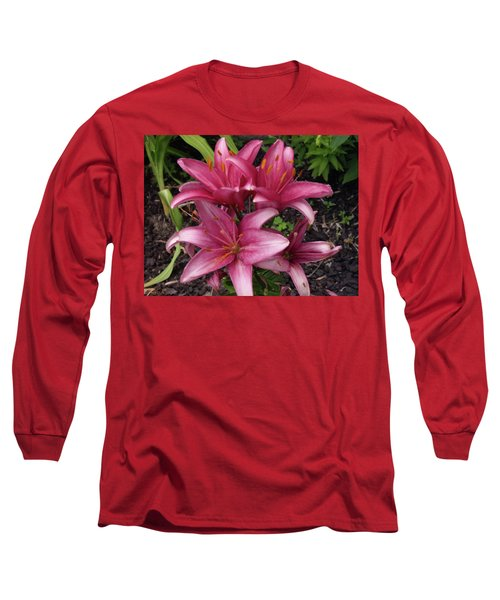 Lilixplosion 4 Long Sleeve T-Shirt