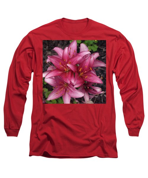 Lilixplosion 6 Long Sleeve T-Shirt