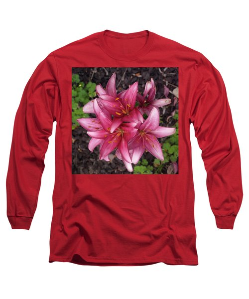 Lilixplosion 7 Long Sleeve T-Shirt