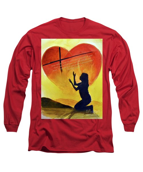 Love The Lord Long Sleeve T-Shirt