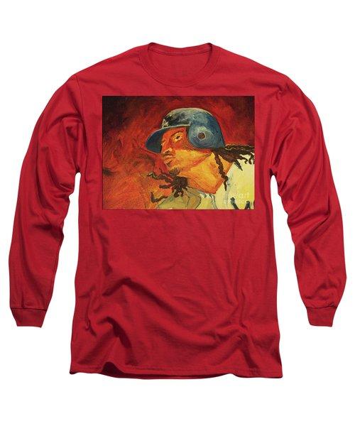 Manny Ramirez Long Sleeve T-Shirt
