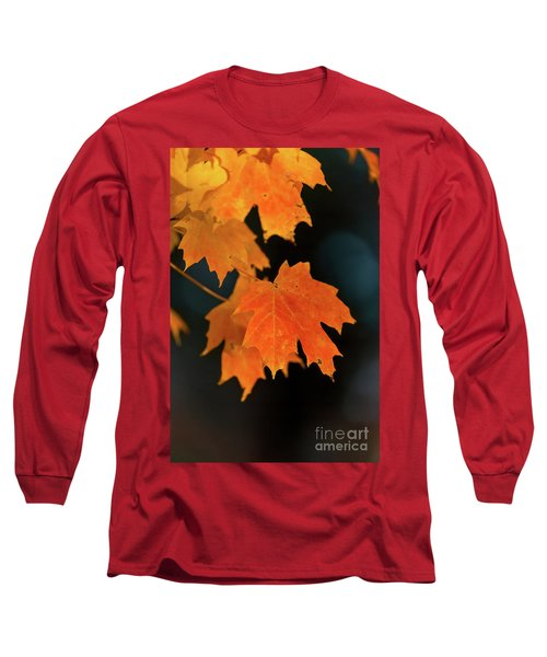 Maple-1 Long Sleeve T-Shirt