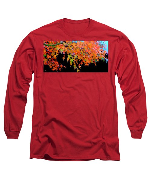Maple Magic Long Sleeve T-Shirt