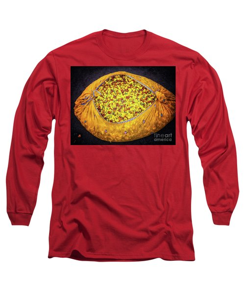 Marigolds Long Sleeve T-Shirt