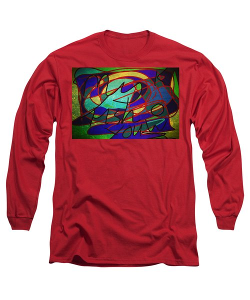 My Fish Knowz You Long Sleeve T-Shirt