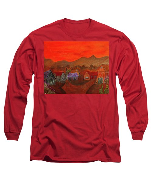 New Mexico Dreaming Long Sleeve T-Shirt