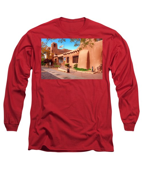 New Mexico Museum Of Art Long Sleeve T-Shirt