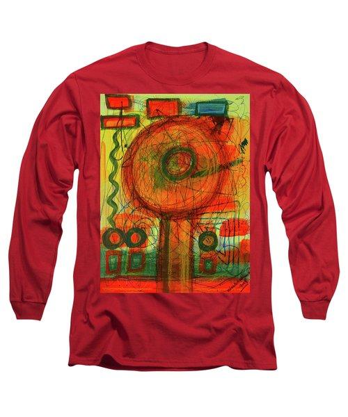 Ode To Autumn Long Sleeve T-Shirt