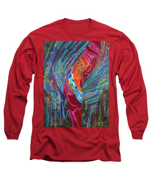 Oju Olurun I Eye Of God I Long Sleeve T-Shirt
