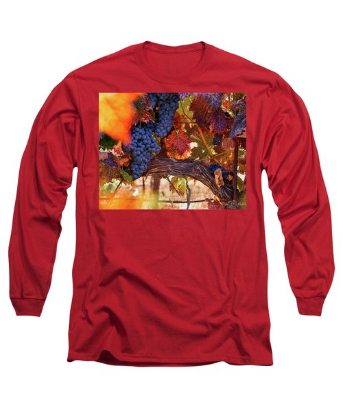 On The Vine Long Sleeve T-Shirt