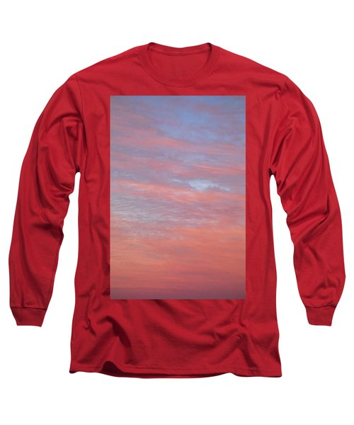Pink In The Sky Long Sleeve T-Shirt