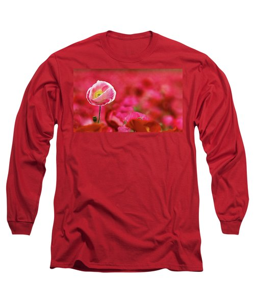 Poppy Standing Tall Long Sleeve T-Shirt