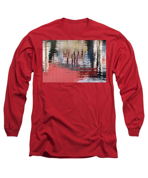 Port Reflections Long Sleeve T-Shirt