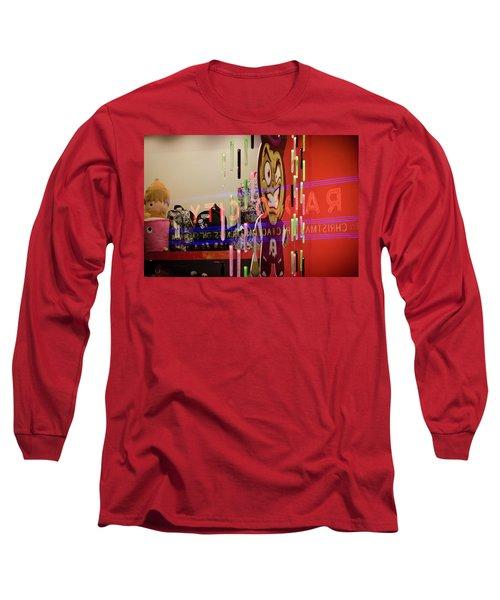 Radio City Reflection Long Sleeve T-Shirt