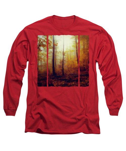 Rainwood - Misty October Forest Long Sleeve T-Shirt