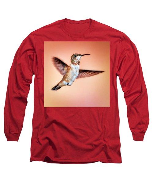Rambunctious Rufous Long Sleeve T-Shirt