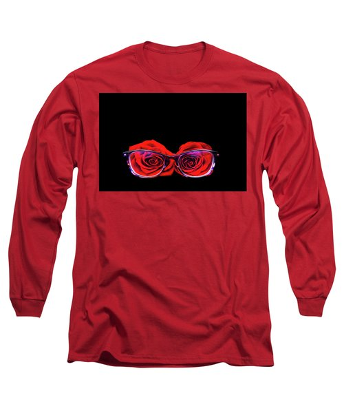 Rosy Vision Long Sleeve T-Shirt