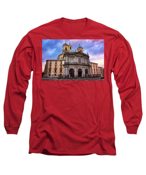 Royal Basilica Of San Francisco El Grande Long Sleeve T-Shirt