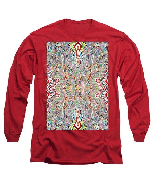 Rythmn And Flow Long Sleeve T-Shirt