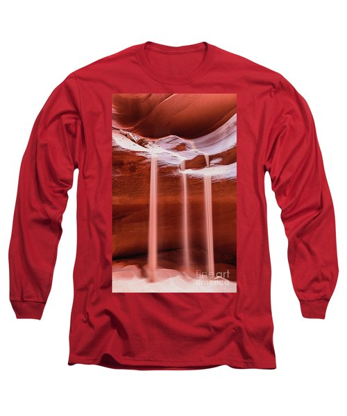Sand Of Time Long Sleeve T-Shirt