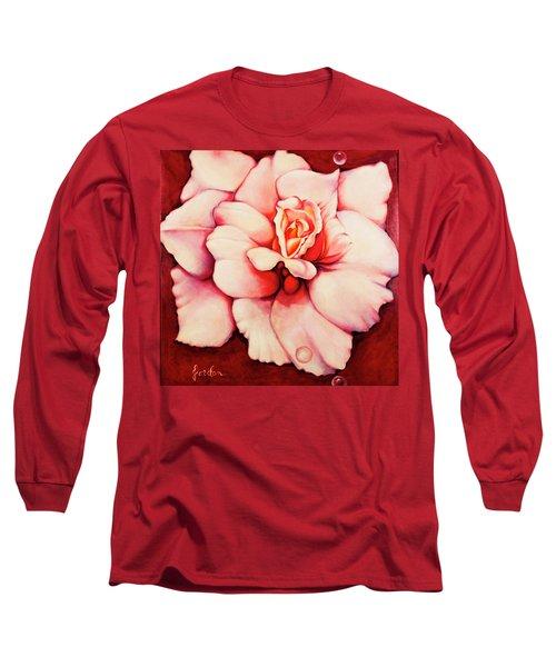 Sheer Bliss Long Sleeve T-Shirt