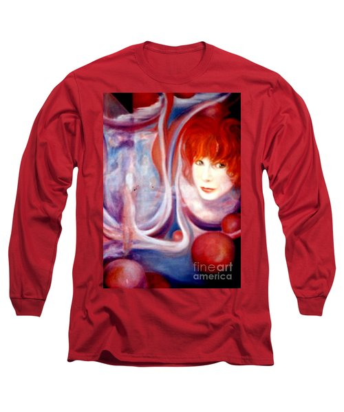 Shirley Incarnate Long Sleeve T-Shirt