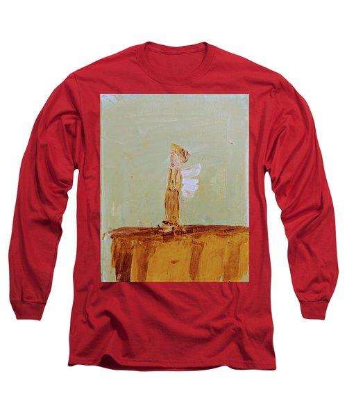 Simply Sweet Angel Boy Long Sleeve T-Shirt