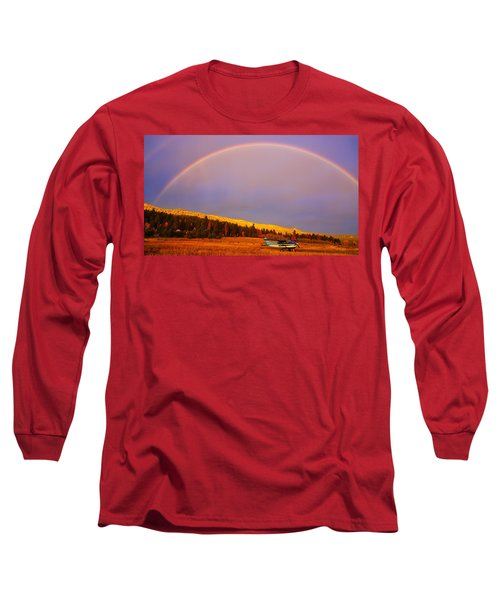 Skylane Rainbow Long Sleeve T-Shirt