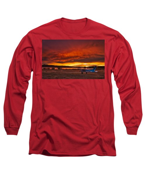 Skylane Sunrise Long Sleeve T-Shirt