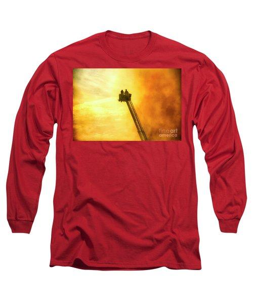 Smokey Blaze Long Sleeve T-Shirt