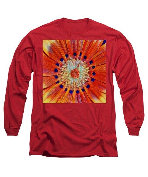 Solar Plexus Bloom Long Sleeve T-Shirt