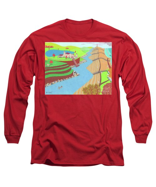 Spanish Wells Long Sleeve T-Shirt