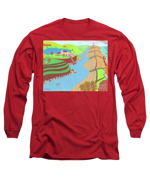 Spanish Wells Long Sleeve T-Shirt
